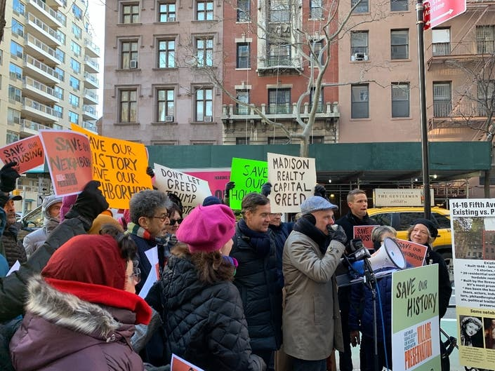 5th Ave. Tower To Destroy 170-Year Village History, Activists Say