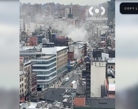 Fire Breaks Out In Chinatown Shop On Mulberry Street: FDNY