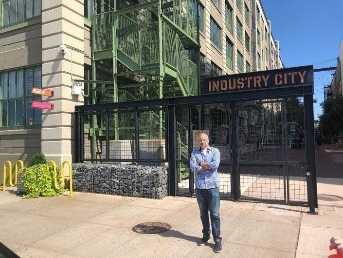 Industry City Withdraws Historic Rezoning Application