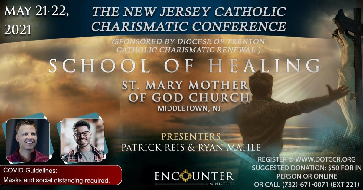 Encounter Ministries - School of Healing at St. Mary's