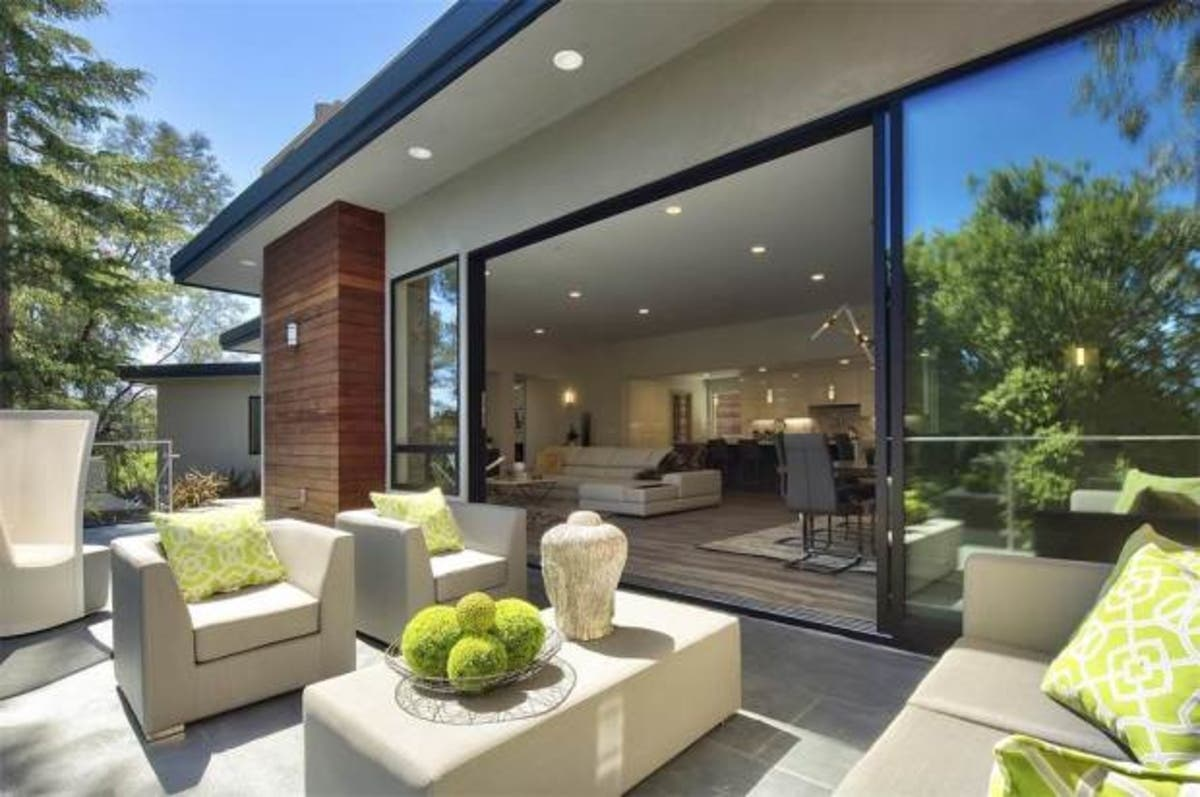The Newest Trend in Home Design: The Indoor Outdoor Living ... on Living Patio id=91325