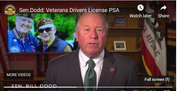 Sen. Dodd: Veterans IDs Increase Access to Services