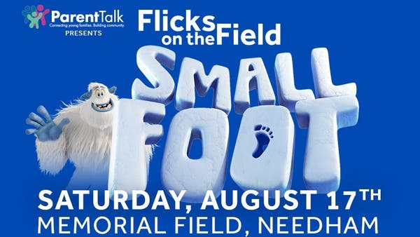 Aug 17 | Parent Talk Presents: Flicks On the Field Outdoor ...