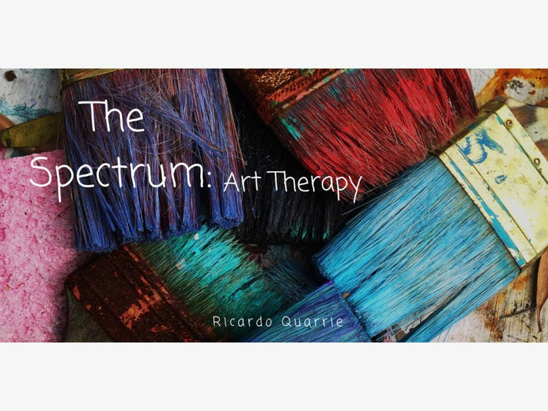 Ricardo Quarrie, M.D, on Autism and Art Therapy