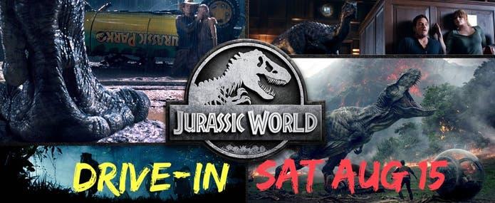 Jurassic World Cineplex