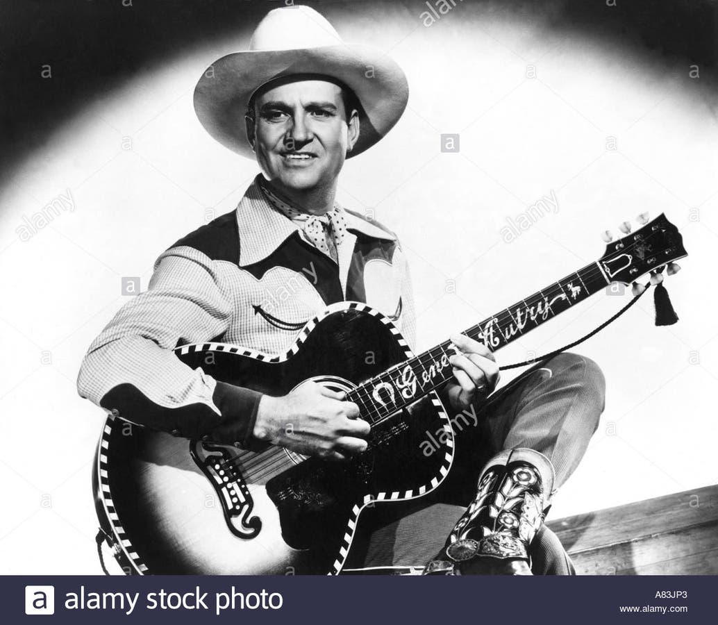 gene autry rudolph the red-nosed reindeer