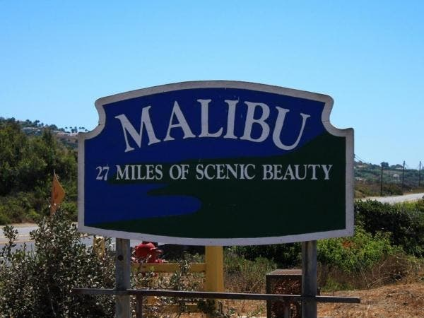 New '21 Miles of Scenic Beauty' Malibu Gateway Signs To Be Unveiled