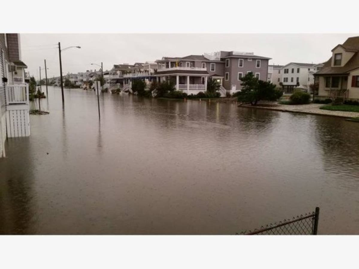 Ocean City Hurt By Sea Rise More Than Anybody: Report | Ocean City