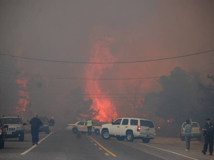 5 Years Ago: Fires Engulfed 520 Acres Of Berkeley, Beachwood