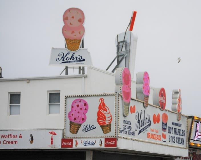 Free Custard: Kohrs Holds Centennial Bash In Seaside Heights