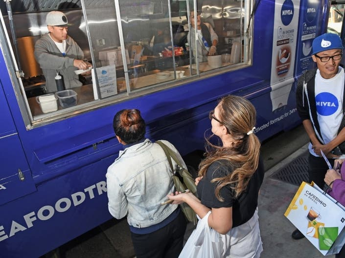 Jersey Shore Food Truck Festival At Monmouth Park This Weekend