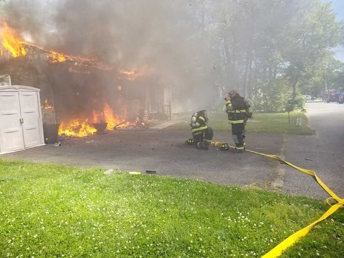Pet Unaccounted For, Home Destroyed In Beachwood Fire: Officials