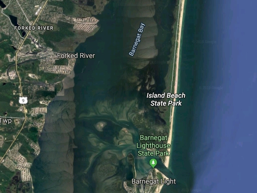 Man In Hospital After Boat Washes Up At Island Beach State Park