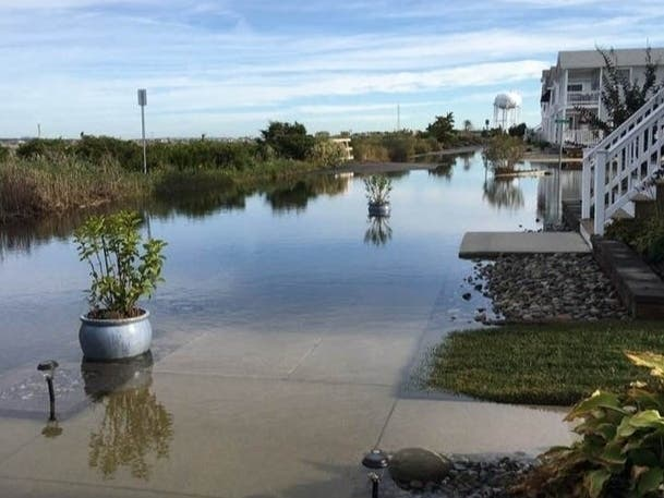 OC Flooding Improving In Some Spots, Worse In Others, Locals Say