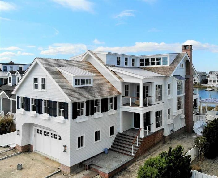 See The 6 Million Home Up For Sale In Cape May County