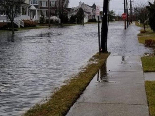 Ocean City Under Flood Advisory This Saturday
