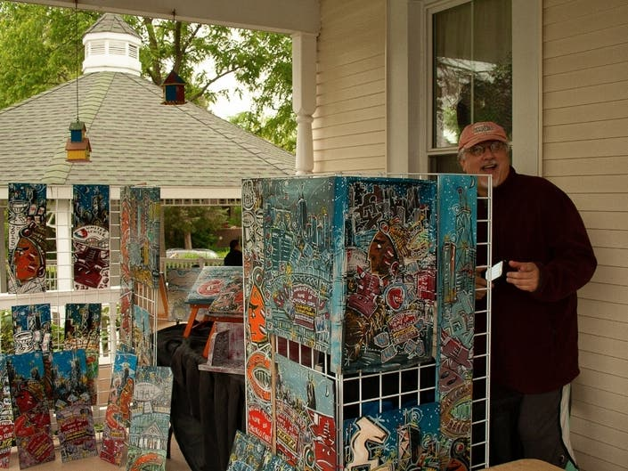 Tinleys Annual Art Show And Sale Set For June 8