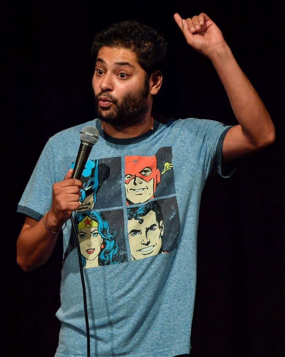 Cali Outdoor Comedy Series with Kabir Singh- BEST OF SF SHOW