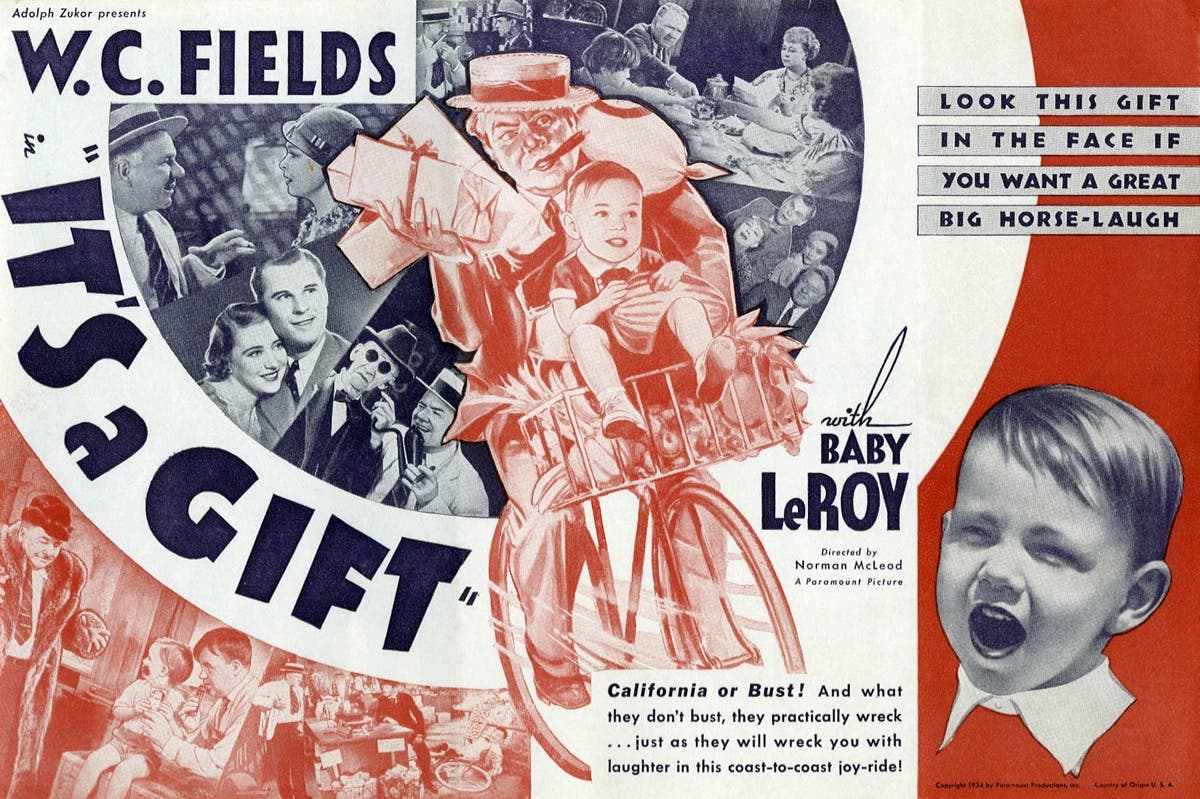 Double Feature: 'It's a Gift' and 'Sons of the Desert'