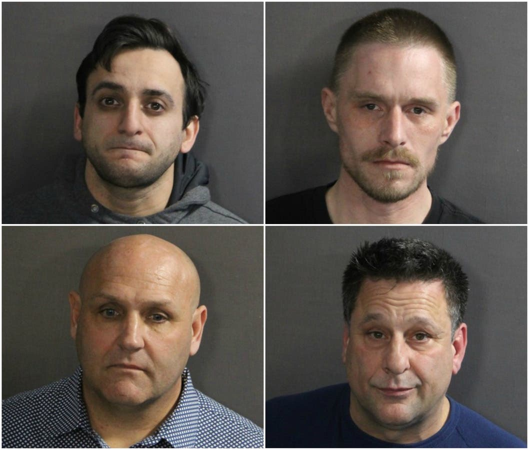 Three Rhode Island Men Arrested In MA Prostitution Bust