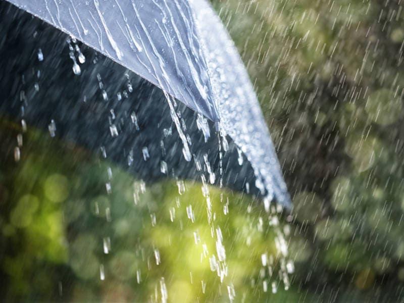 Weekend Weather: Heavy Rain Ahead Of Spring Temps