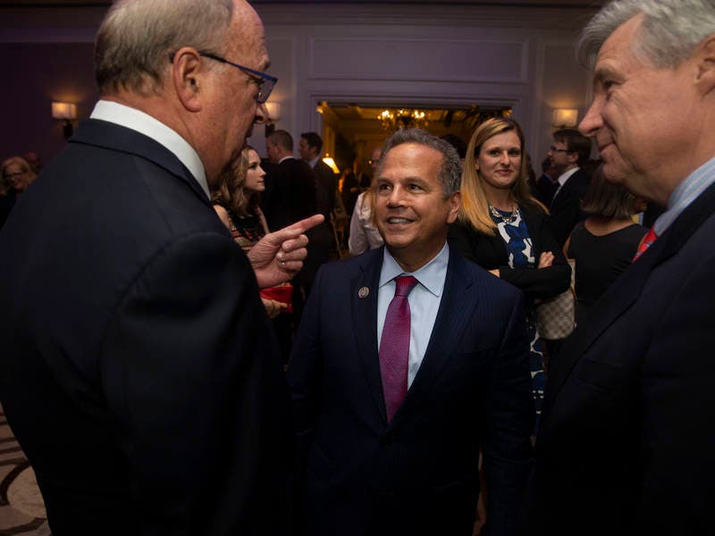 Congressman David Cicilline Holding Community Event