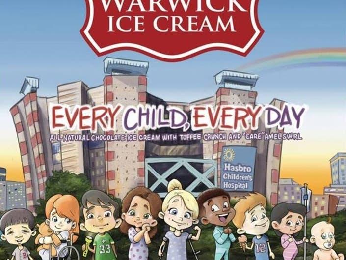 Flipboard: New Warwick Ice Cream Flavor Benefits Hasbro ...