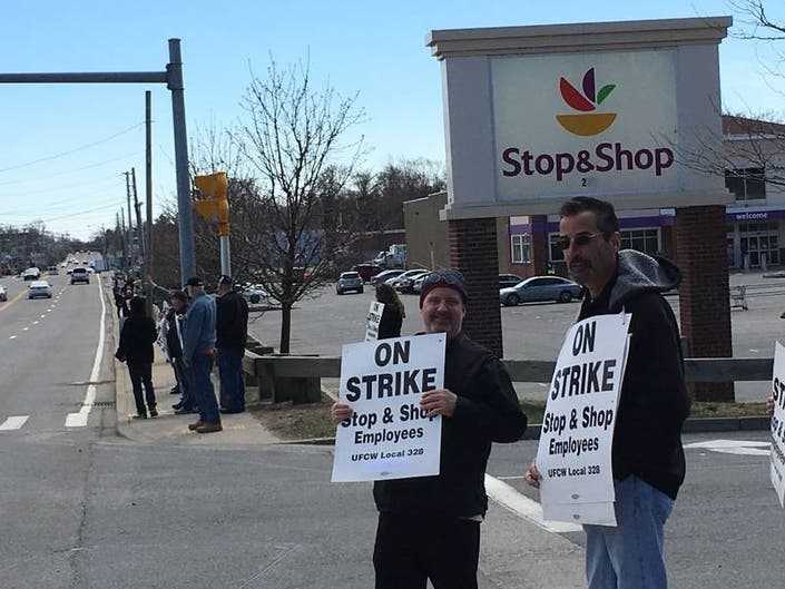 Stop & Shop, Union Thank Customers Following Strike