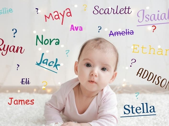 2018s Top Baby Names In Rhode Island: Patch PM