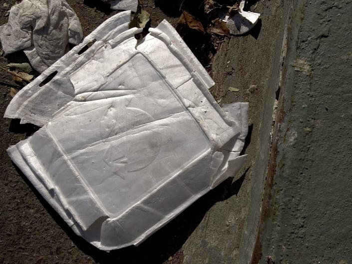 New Legislation Takes Aim At Styrofoam Containers