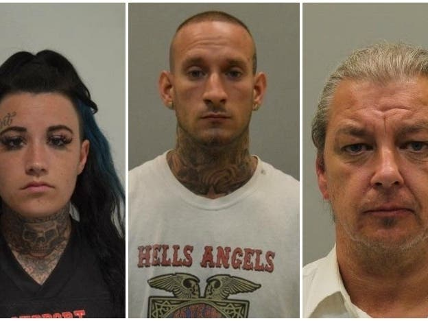 Three Indicted Following Hells Angels Shooting: Patch PM