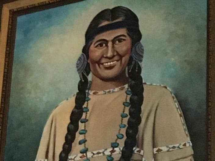 Remembering The Narragansett Tribes Matriarch: Patch PM