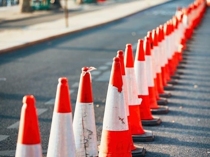 Lane Shifts Start On I-95: Patch PM