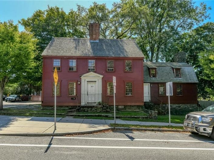 5 Historic Homes Just Hit The Market In Rhode Island