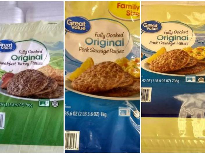 Walmart Store Brand Sausage Recalled For Salmonella Risk