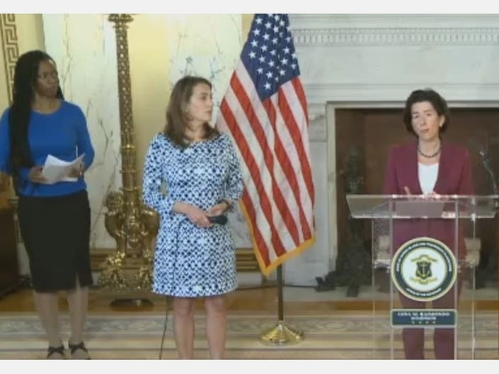 Coronavirus In RI: Raimondo Breaks Down Steps To Reopen Economy ...