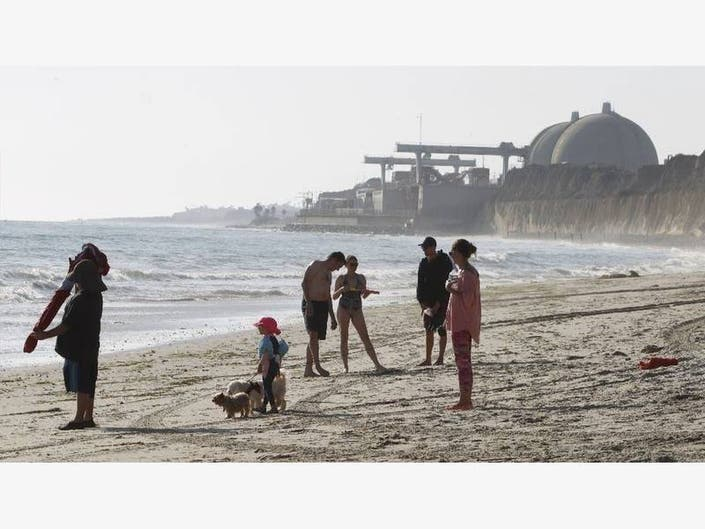 Songs To Pay 116 000 Civil Penalty At San Onofre Laguna