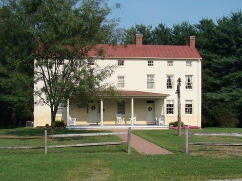 Tour the Benson-Hammond House