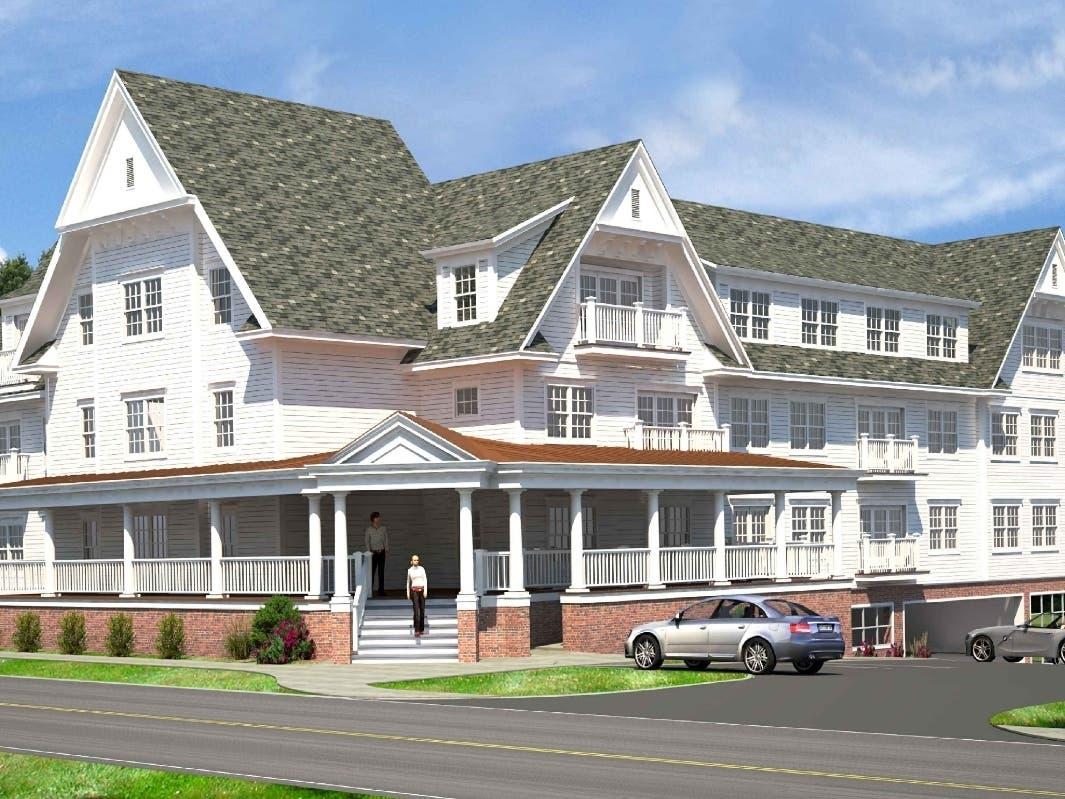 Ridgefield Apartments Grow Through Quarantine