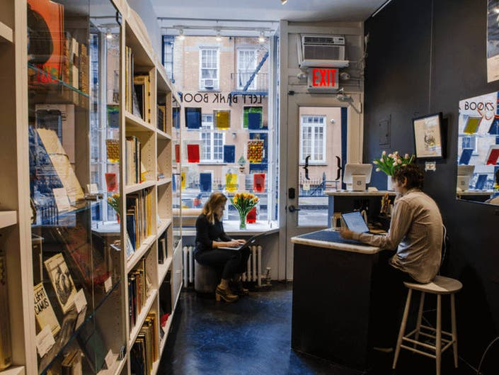 Left Bank Books Returns To The West Village