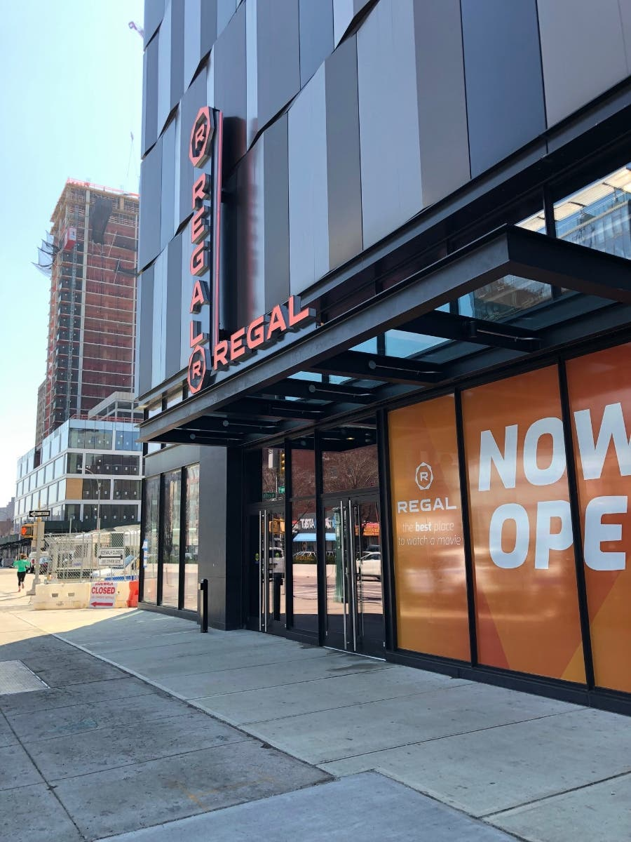 Regal Cinemas In Essex Crossing Opens On The Lower East Side | Lower