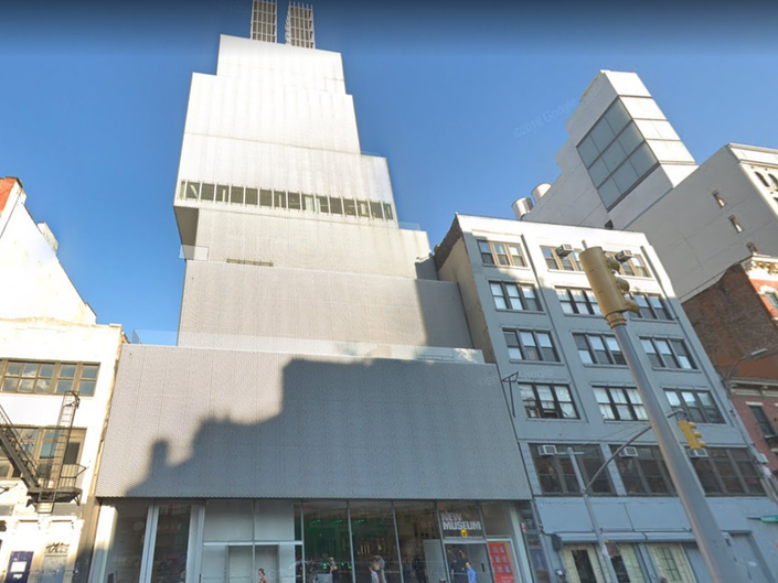 Lower East Sides New Museum Wants To Add A 7-Story Building