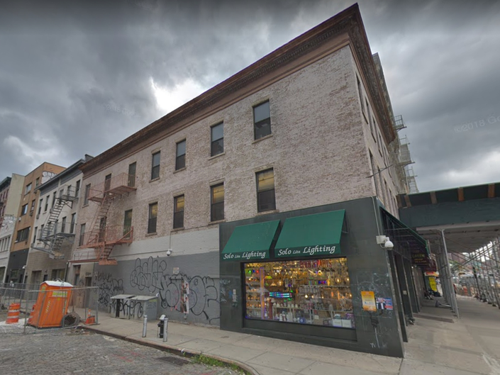 18-Story Moxy Hotel Planned For Bowery On The Lower East Side