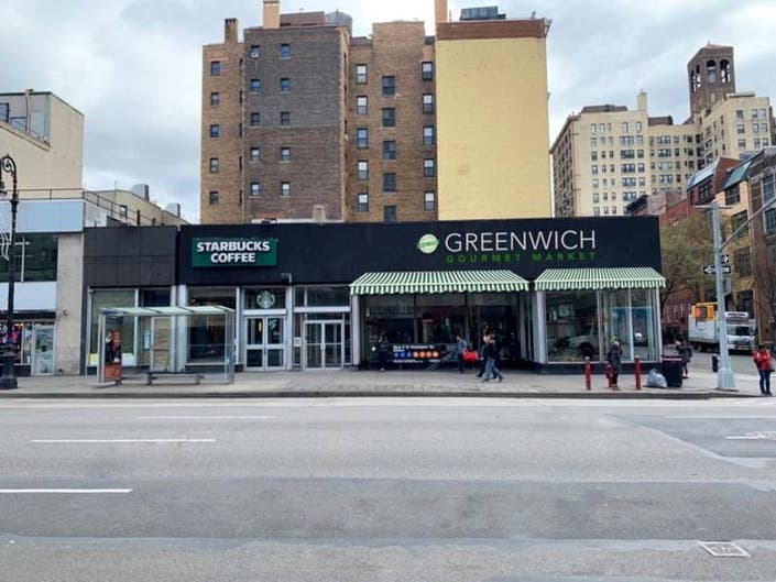 Greenwich Gourmet Market Is Coming To The West Village