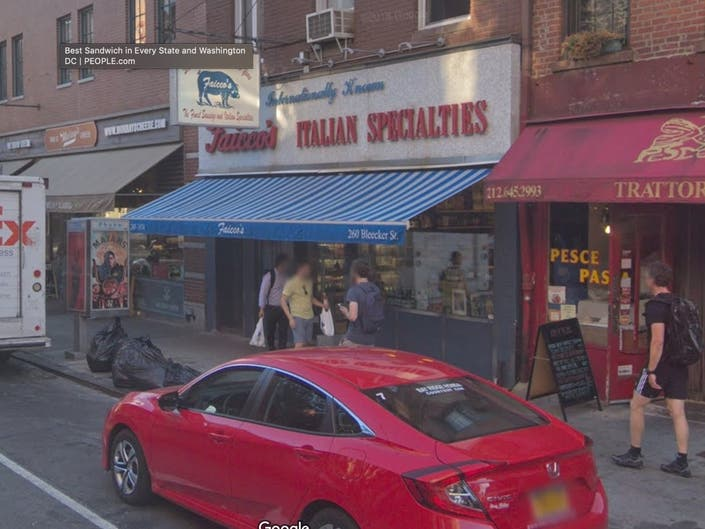 Best Sandwich In New York Is At This West Village Italian Deli