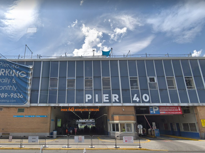 Pier 40 Could See Offices Rise Under A Plan To Keep It Afloat