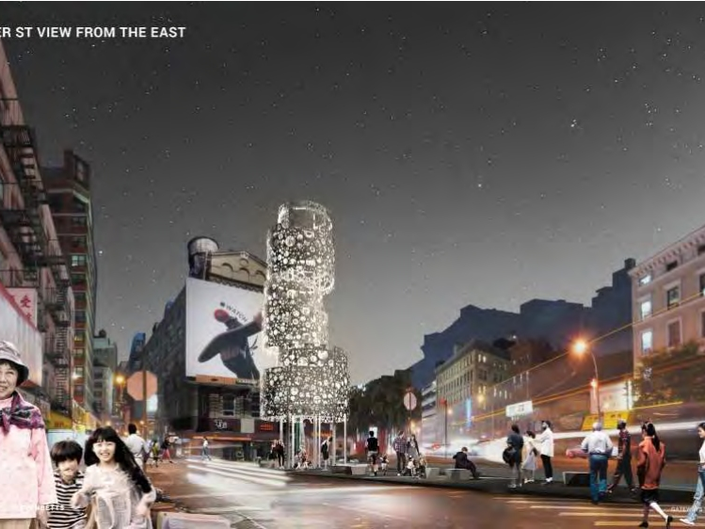 Chinatown Gateway Sculpture Has No Link To Area, Critics Say