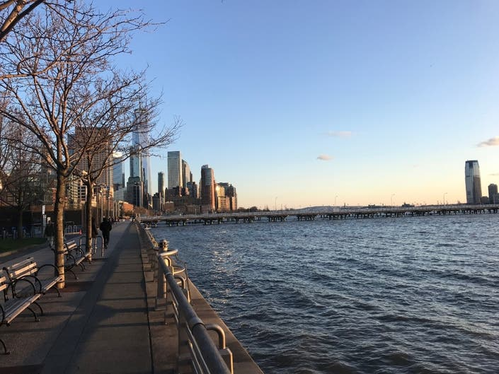 Hudson River Park Will Takeover Non-Profit As Visionary Retires
