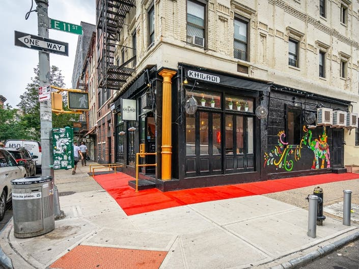 Khiladi Opens In The East Village Serving South Indian Eats
