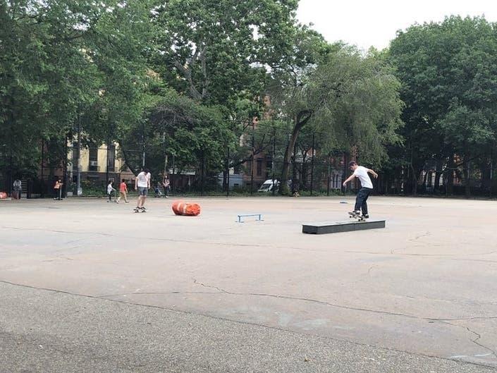 Tompkins Square Park Turf War Escalates As Skaters Plan Rally